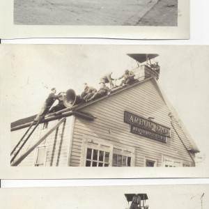 1932 Arbor Hall AVFD
