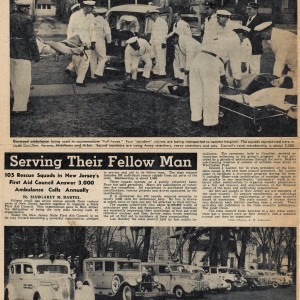 1944 Article about the NJSFAC Page 2