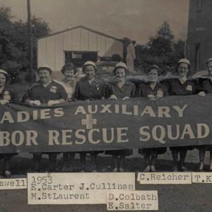 Ladies Auxiliary, 1953