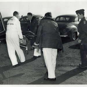 Civil Air Patrol Drill, circa early 1950's